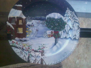 Painted Xmas 2010 and sold