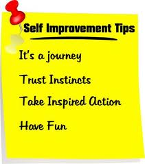 self improvemnet