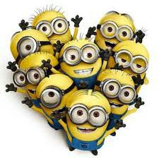 The only minions I have.