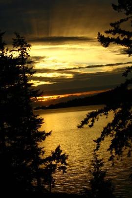 sunsetRuin