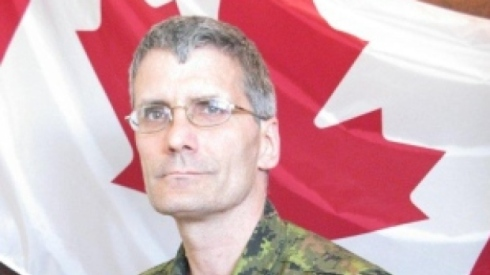 Patrice Vincent run down by terrorist this week in Montreal.