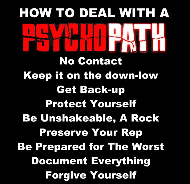 dating female sociopath Stages of the psychopathic bond: agree with your advice to others to take plenty of time to heal before dating have accepted that he's a sociopath.