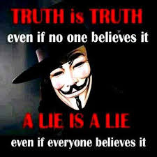 truth is truth