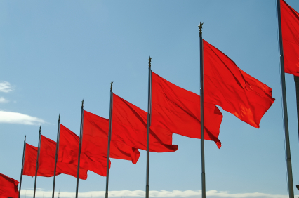 Dating commitment red flags