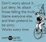 just deny