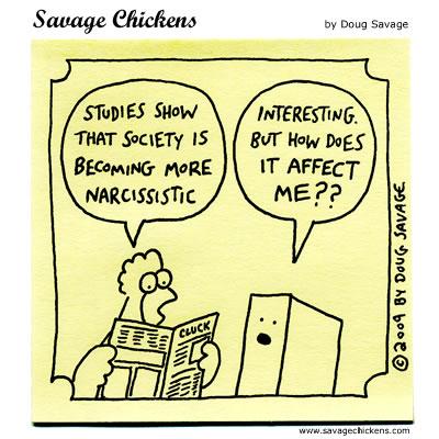 chickennarcissistic